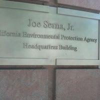 Photo taken at California Environmental Protection Agency (Cal/EPA) Headquarters Building by Lokesh B. on 6/20/2013