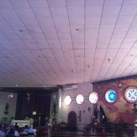 Photo taken at Iglesia de San Roque by Miriam on 7/27/2013