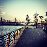 Photo taken at Gantry Plaza State Park by Andrew D. on 9/22/2012