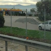 Photo taken at Area di Servizio Colle Tasso nord by Elvezio M. on 11/20/2012