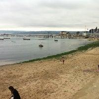 Photo taken at Playa Los Tubos by Paula on 1/6/2015