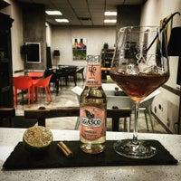 Photo taken at BeVino Cheese&Wine Bar by Elia Lorenzo B. on 12/5/2015
