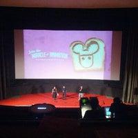 Photo taken at Cinema Patria by Dan G. on 10/5/2012