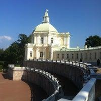 Снимок сделан в Дворцово-парковый ансамбль «Ораниенбаум» пользователем Anna E. 8/3/2013