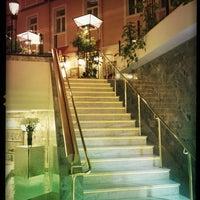 Снимок сделан в Гранд Отель Европа пользователем Taisiya T. 2/21/2013