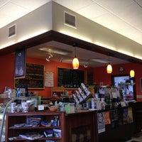 Photo taken at Bean Juice Coffee Roasters by Dan W. on 10/26/2012