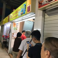Photo taken at Telok Blangah Crescent Market & Food Centre by Lee R. on 3/15/2017