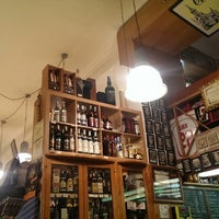 Photo taken at La Bottega del Vino by Lucia D. on 12/2/2013