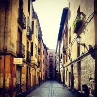 Photo taken at Logroño by Yo misma on 10/10/2012
