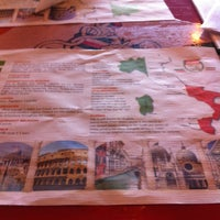 Photo taken at Bova Italian Restaurant by Gaylynn R. on 10/25/2013