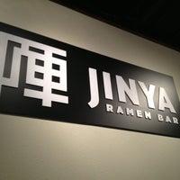 Photo taken at Ramen Jinya by Marina M. on 12/7/2012
