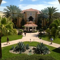 Photo taken at UCF Rosen College of Hospitality Management by Paul B. on 3/19/2013