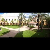 Photo taken at UCF Rosen College of Hospitality Management by Paul B. on 10/16/2012