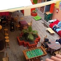 Photo prise au Dragonfly Hostels par Mauricio S. le4/14/2014