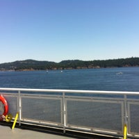 Photo taken at Spirit of Vancouver Island by Luiza B. on 7/20/2013
