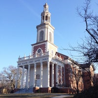 Photo taken at West Hunter Street Baptist Church by Wendy D. on 3/1/2015