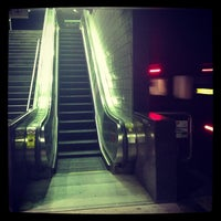 Photo taken at MARTA - Peachtree Center Station by Wendy D. on 7/3/2013