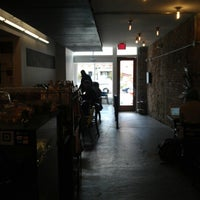Photo taken at Chinatown Coffee Company by Josh N. on 10/8/2012