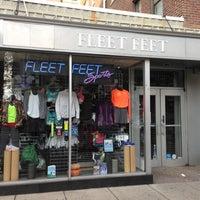 Photo taken at Fleet Feet Sports by Josh N. on 11/18/2012