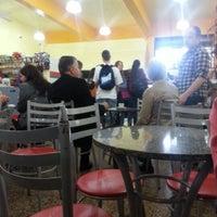 Photo taken at Bar da Famecos by José N. on 10/23/2012