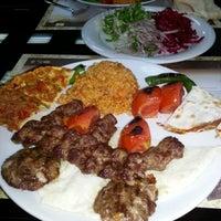 Photo taken at Tarihi Rumeli Üsküp İşkembecisi by Müjgan T. on 12/10/2012