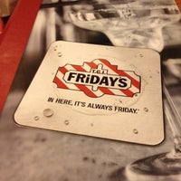 Photo taken at TGI Fridays by Janeesa on 10/27/2012