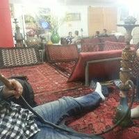 Photo taken at Pardis Hookah Bar   سفره خانه پردیس by Mahdi M. on 5/27/2013
