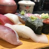 Photo taken at 沼津魚がし鮨 パルシェ6F店 by @7xyaon7 on 8/6/2017
