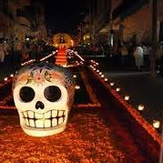 Photo taken at Dia De Los Muertos USA by Karla C. on 9/12/2014