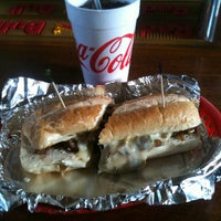 Photo taken at MoJoe's Burger Joint by Averyl L. on 1/23/2013