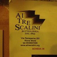10/31/2012에 Robert K.님이 Ai Tre Scalini에서 찍은 사진