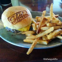 Photo taken at Shula Burger by A Fuego Alto on 4/5/2013