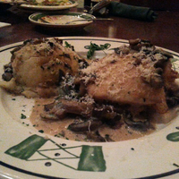 Photo taken at Olive Garden by A Fuego Alto on 4/5/2013