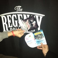 Снимок сделан в The Regency Ballroom пользователем Vital S. 2/15/2013