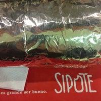 Photo taken at Sipote Burrito by Carolina S. on 4/29/2014