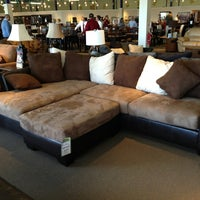... Photo Taken At Sam Levitz Furniture Outlet By April H. On 2/13/