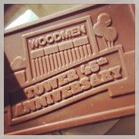 Photo taken at Woodmen Tower by Jerry U. on 6/6/2014