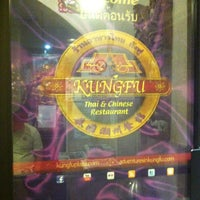 Photo taken at Kung Fu Thai & Chinese Restaurant by Baipai S. on 10/17/2012