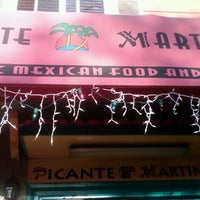 Photo taken at Picante Martin's by Mike A. on 3/28/2013