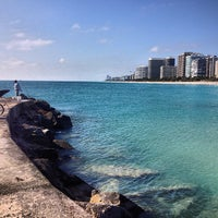 Photo taken at Bal Harbour Jetty by Ed A. on 4/6/2013