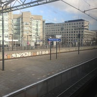 Photo taken at Station Den Haag Laan v NOI by Gerald S. on 2/13/2013