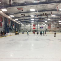Photo taken at Mid-South Ice House by Michael H. on 1/17/2013