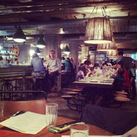Photo taken at Pizza East by Masha F. on 2/10/2013
