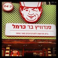 Photo taken at Sandwich Bar by Sefi S. on 1/23/2013
