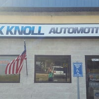 Photo taken at Oak Knoll Automotive by Mike S. on 7/12/2016
