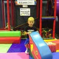 Photo taken at Kidz Life Play Centre by Amanda P. on 2/5/2013