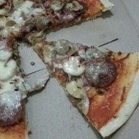 Photo taken at Pizza Sawah by Husniati Mafatihus S. on 8/19/2013