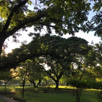 Photo taken at Khlong Chan Botanical Park by Jamruay on 9/2/2017