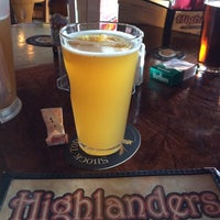 Photo taken at Highlanders: Tavern and Grill by Curtis J. on 11/2/2013