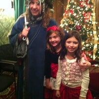 Photo taken at Ebenezer Mansion by Louise G. on 12/8/2012